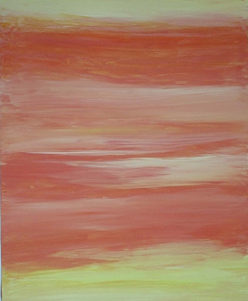 Sense of Serenity 81cm x 102 cm Sold